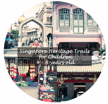 Singapore Heritage Trails for Children