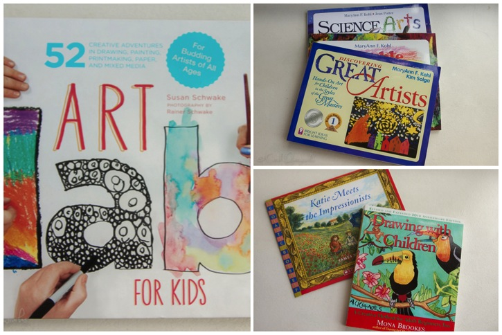 Children s Art Books 6
