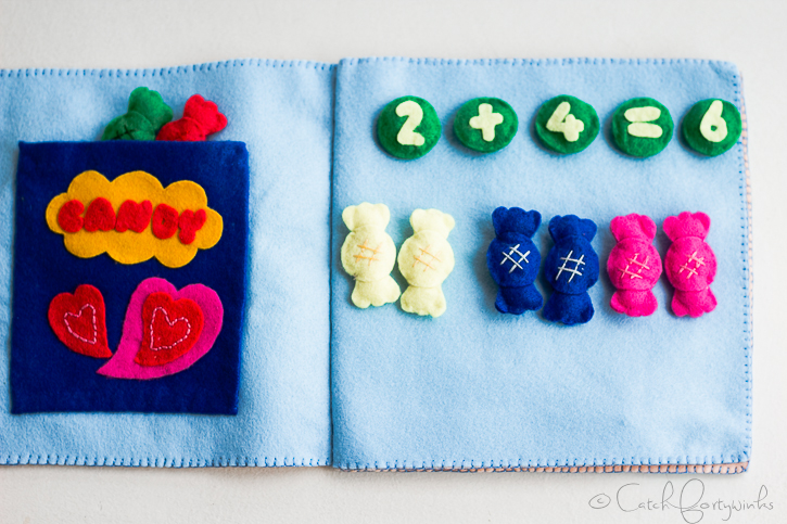 The Felt Math Book 15